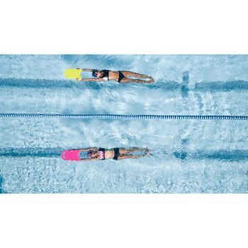 Haut de maillot de bain de natation femme  Vega Evro noir vert