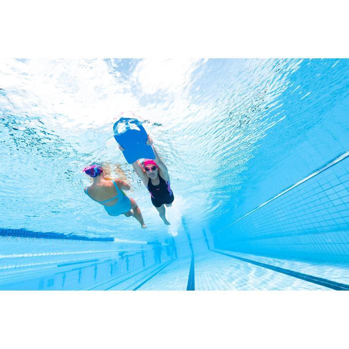 Bañador de natación una pieza para mujer Heva + Negro