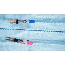 Maillot de bain de natation femme une pièce Loran tankini orni noir
