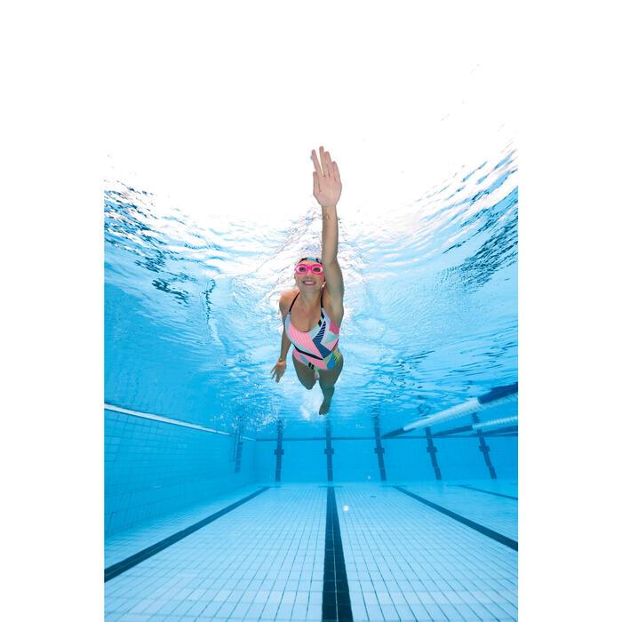 Maillot de bain de natation femme une pièce Riana - 1285351