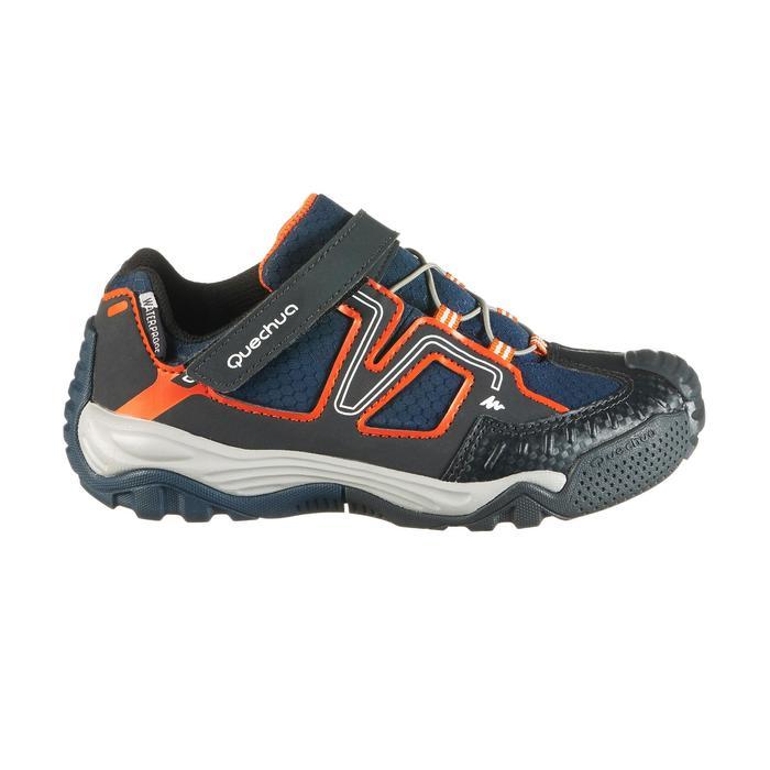 Chaussures de randonnée enfant Crossrock imperméable - 1285415
