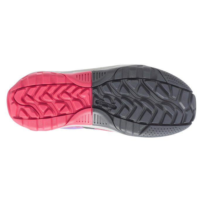 Chaussures de randonnée enfant Crossrock imperméables - 1285418