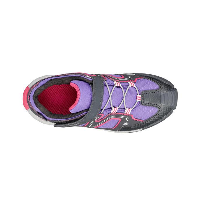Chaussures de randonnée enfant Crossrock imperméables - 1285419