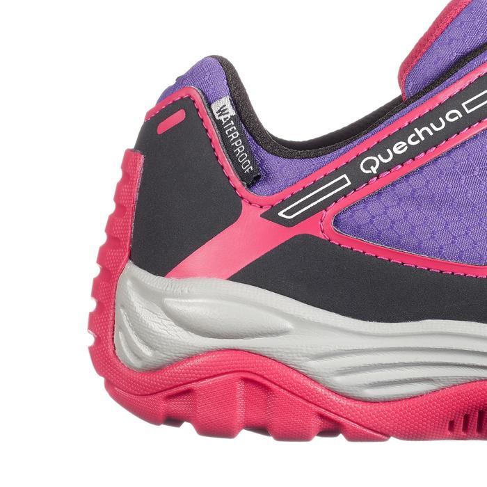 Chaussures de randonnée enfant Crossrock imperméables - 1285420