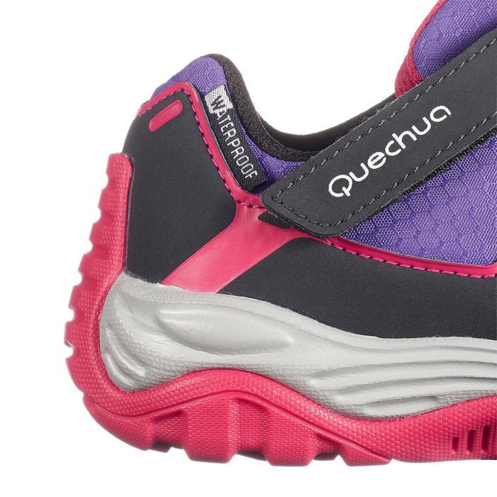 Chaussures de randonnée enfant Crossrock imperméables - 1285425
