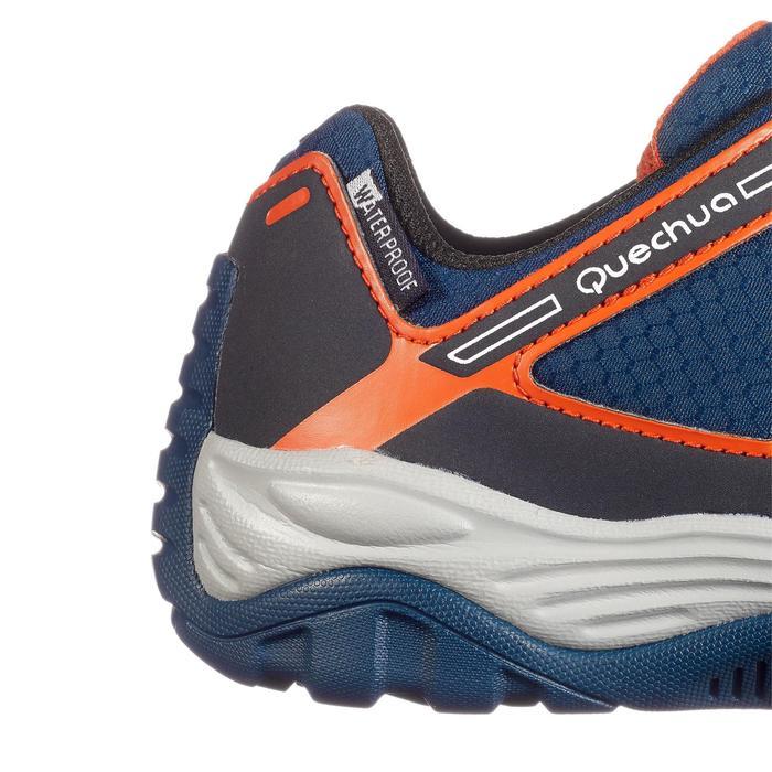 Chaussures de randonnée enfant Crossrock imperméable - 1285430