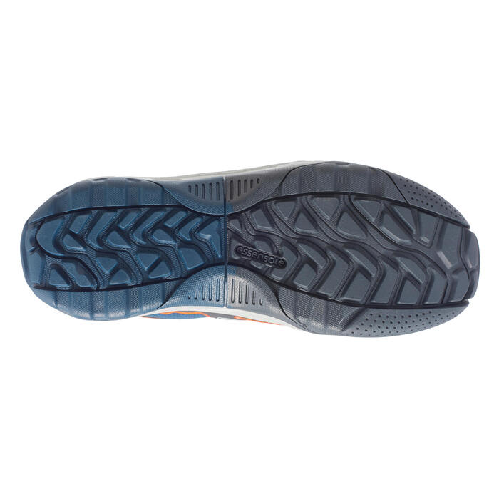 Chaussures de randonnée enfant Crossrock imperméables - 1285431