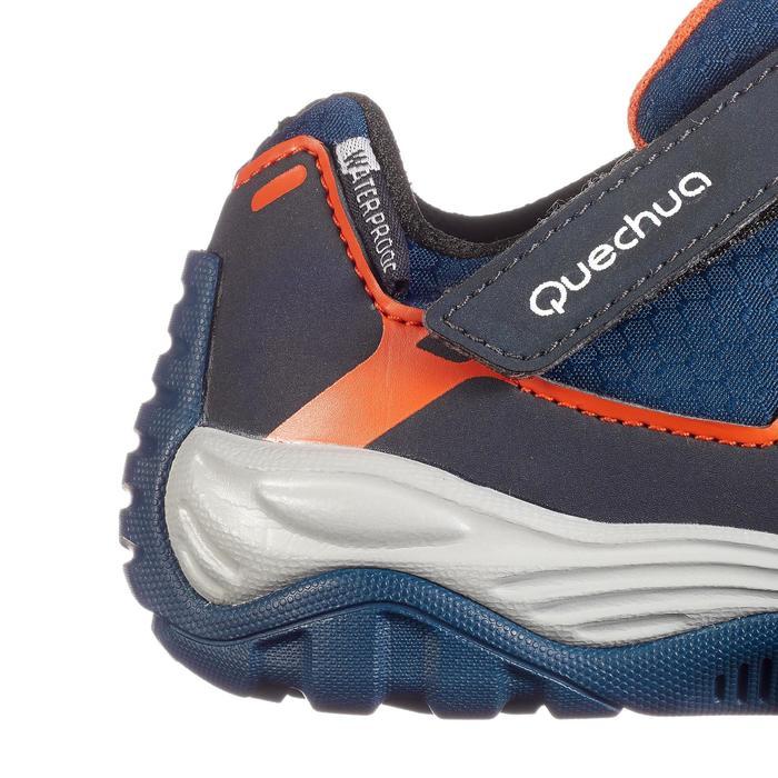 Chaussures de randonnée enfant Crossrock imperméables - 1285433
