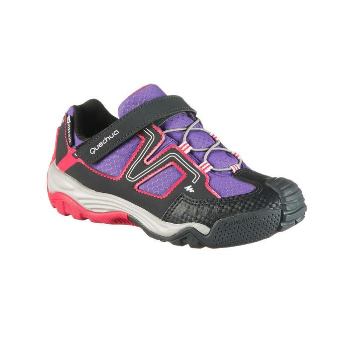 Chaussures de randonnée enfant Crossrock imperméable - 1285434