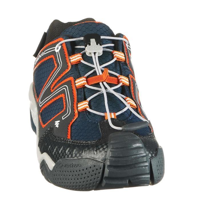 Chaussures de randonnée enfant Crossrock imperméables - 1285436