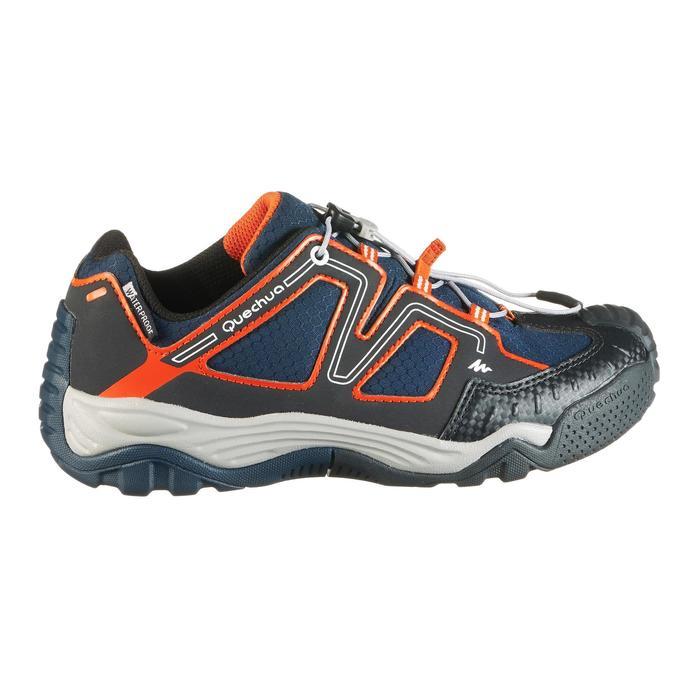 Chaussures de randonnée enfant Crossrock imperméables - 1285437
