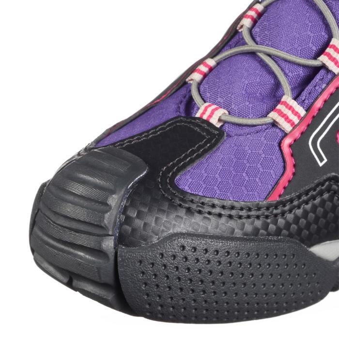Waterdichte wandelschoenen voor kinderen Crossrock roze