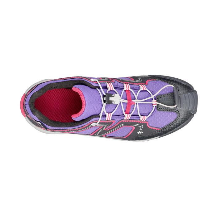 Chaussures de randonnée enfant Crossrock imperméables - 1285440