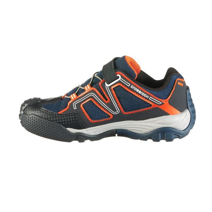 Chaussures de randonnée enfant Crossrock imperméables - 1285441