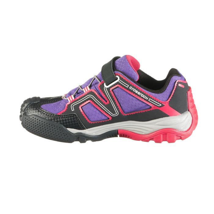 Chaussures de randonnée enfant Crossrock imperméable - 1285442