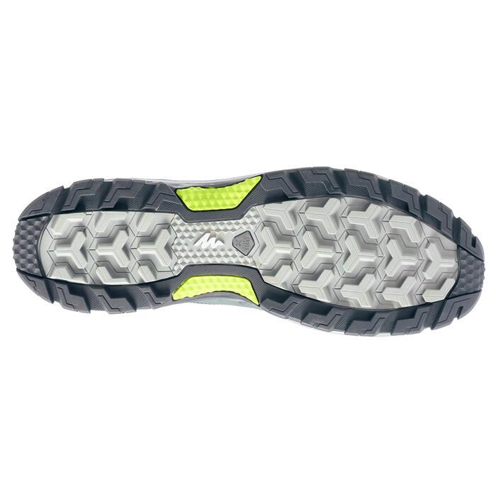 Chaussures de randonnée montagne homme MH500 imperméable - 1285465
