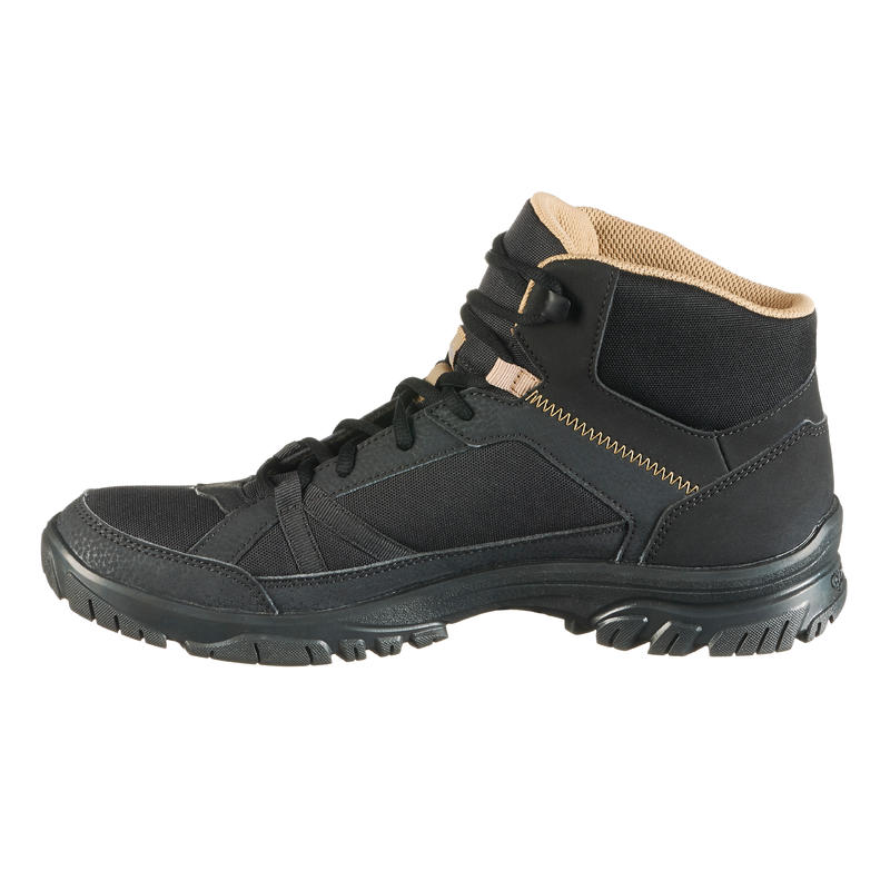 Men's Country walking boots – NH100 Mid