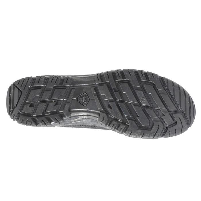 Chaussure de randonnée nature NH100 mid noire homme - 1285501