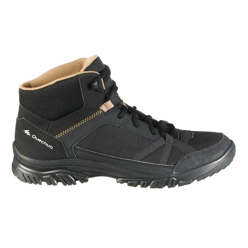Chaussures de randonnée nature - NH100 Mid - Homme