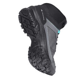 Women's country walking shoes - NH100 Mid