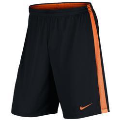 Pantalón corto fútbol adulto academy negro