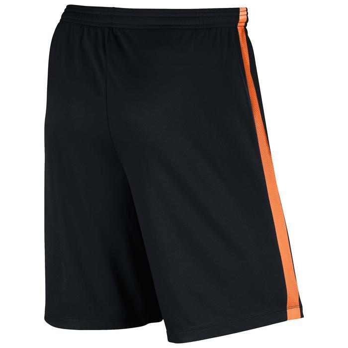 Short football adulte Academy noir
