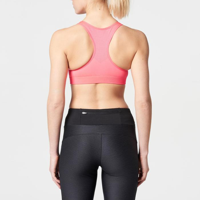 Sport-BH Bustier Classic koralle