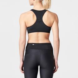 Top running donna BASIC nero