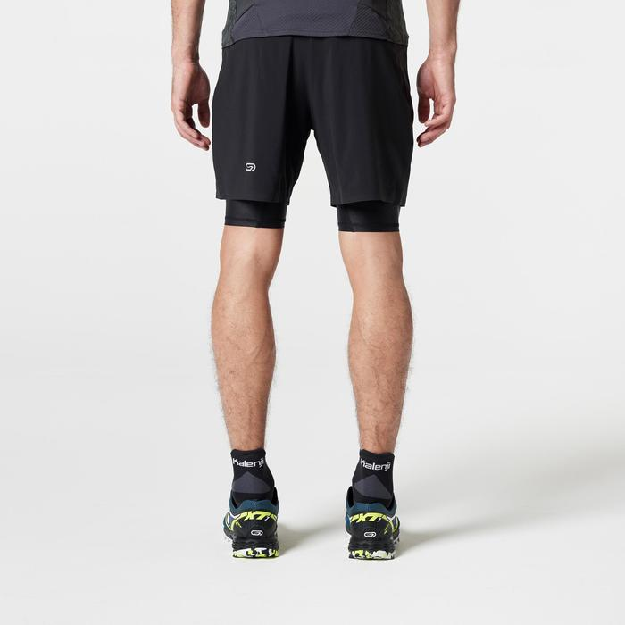 Baggy cuissard compression trail running homme - 1285586