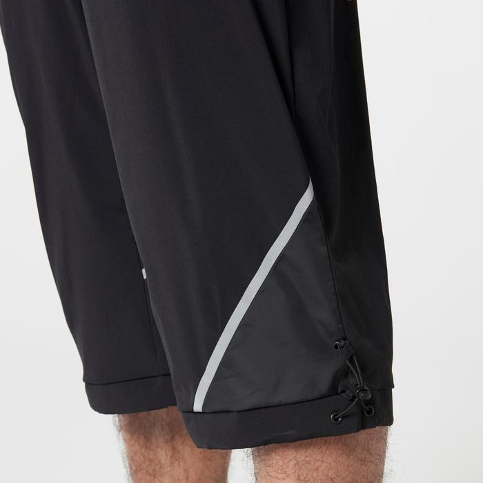 PANTACOURT RUNNING HOMME RUN DRY+ NOIR - 1285601