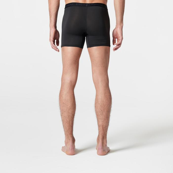 Men's Running Breathable Boxers Prussian Blue - 1285602