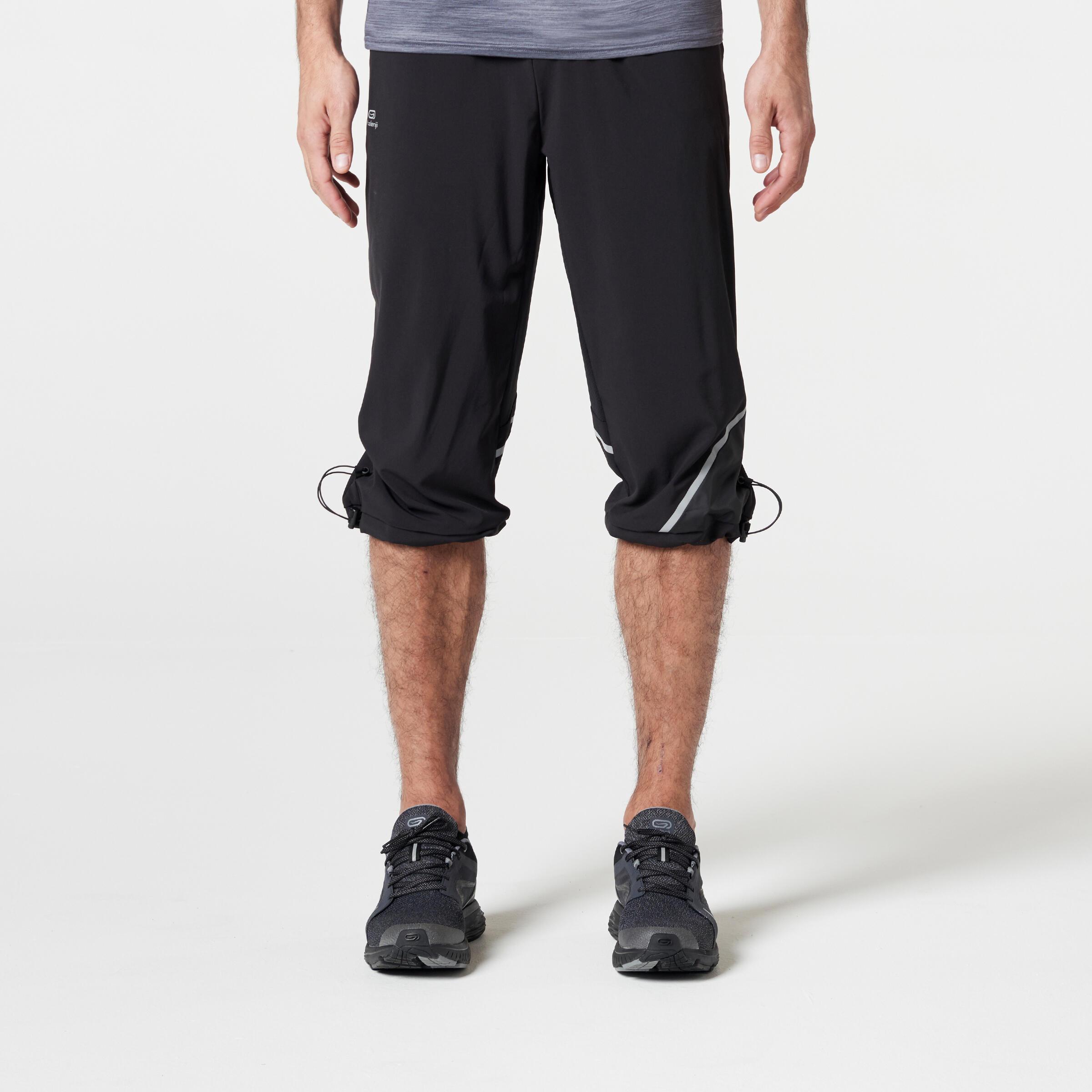 Driekwart Joggingbroek Heren.Loopbroeken En Leggings Heren Decathlon