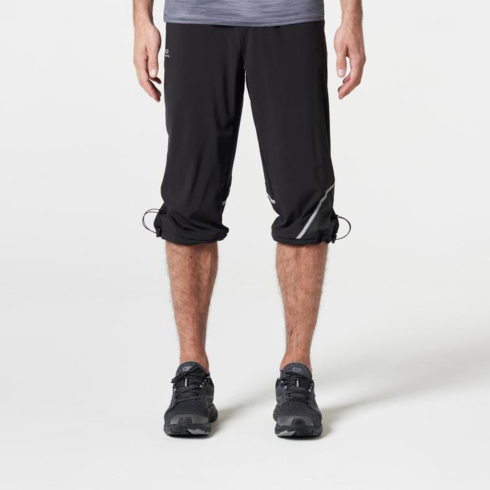 PANTACOURT RUNNING HOMME RUN DRY+ NOIR - 1285766
