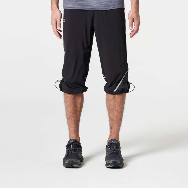 REGULAR MAN JOG WARM/MILD WTHR CLOTHES Running - RUNDRY+ MEN'S CROPPED TROUSERS KALENJI - Running Clothing