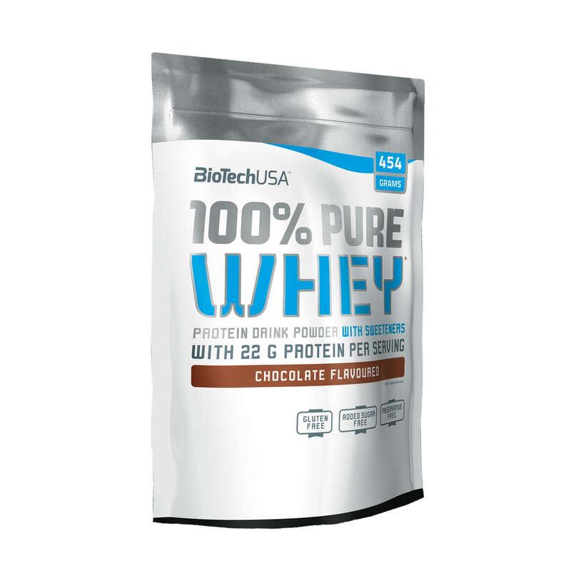 Tejsavó-fehérje Komplex, 100% PURE WHEY, Gluténmentes, 454