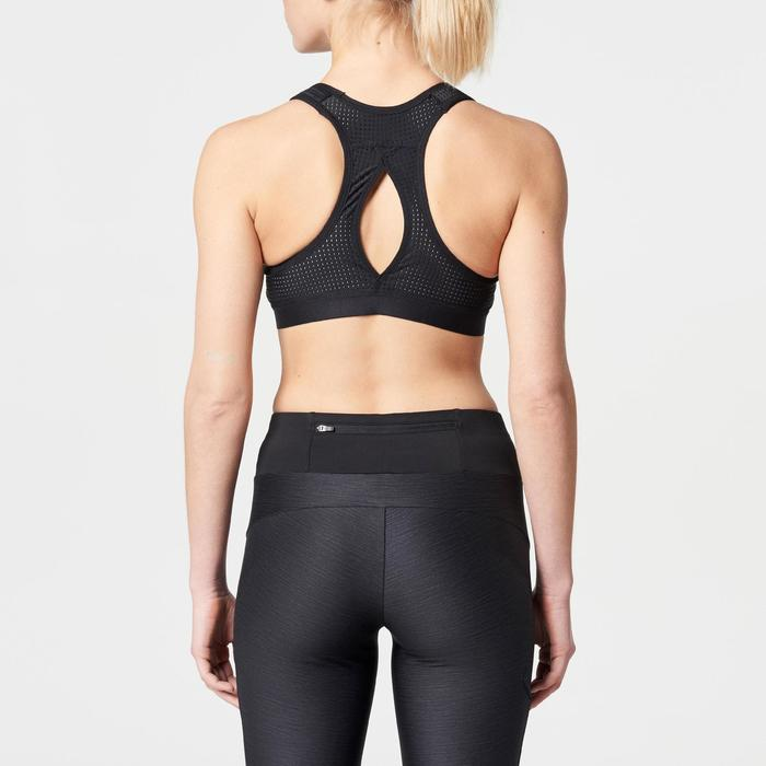 Sport-Bustier Power Zip
