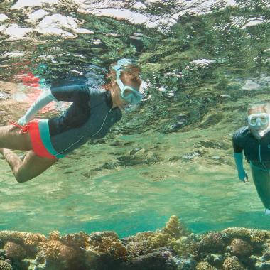 Comment choisir son kit de snorkeling (randonnée palmée) ?