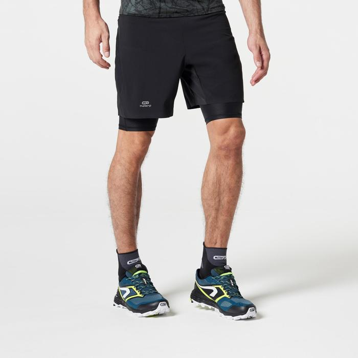 Baggy cuissard compression trail running homme - 1285964