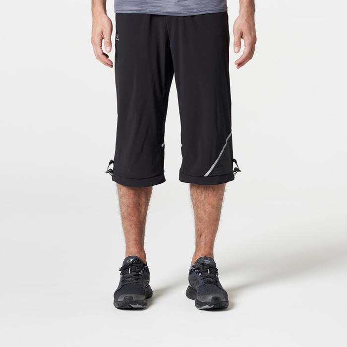 PANTACOURT RUNNING HOMME RUN DRY+ NOIR - 1285971
