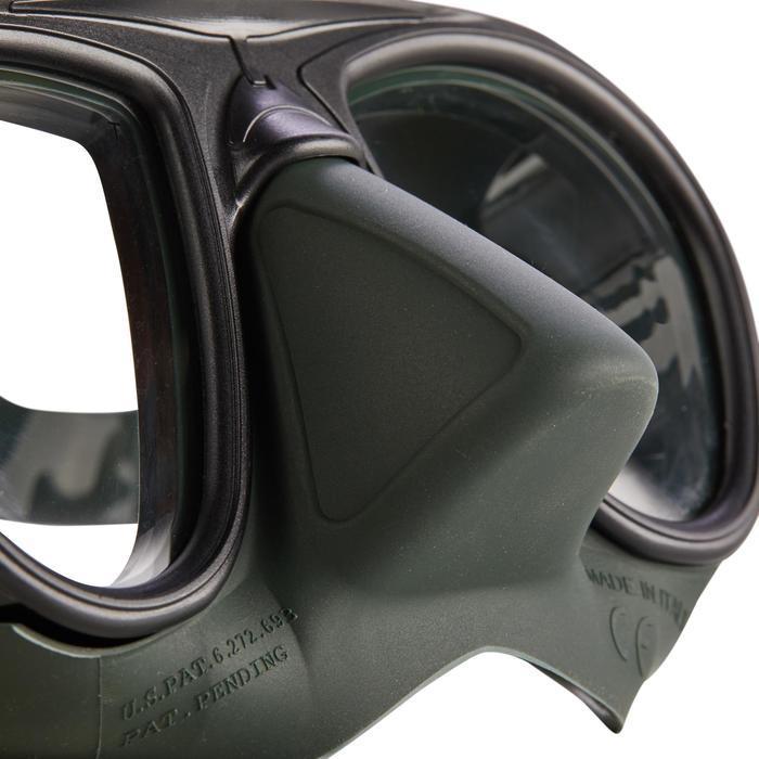 Masque de chasse et d'apnée masque Calibro vert - 1286248