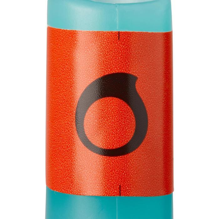 Snorkel voor vrijduiken FRD100 turquoise voor kinderen