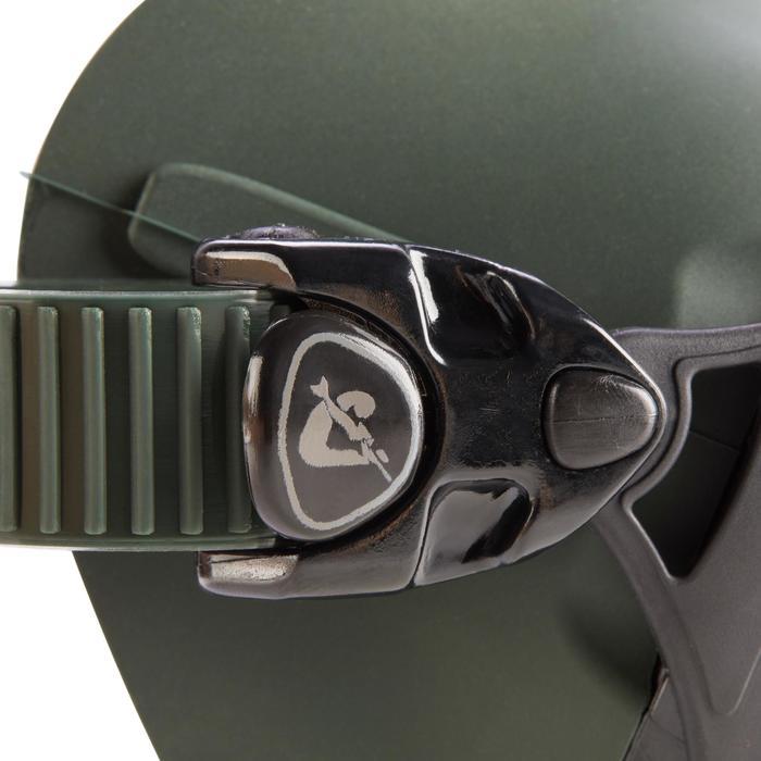 Masque de chasse et d'apnée masque Calibro vert - 1286267