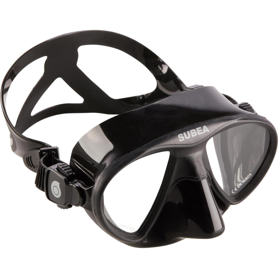 spf 500 mask black