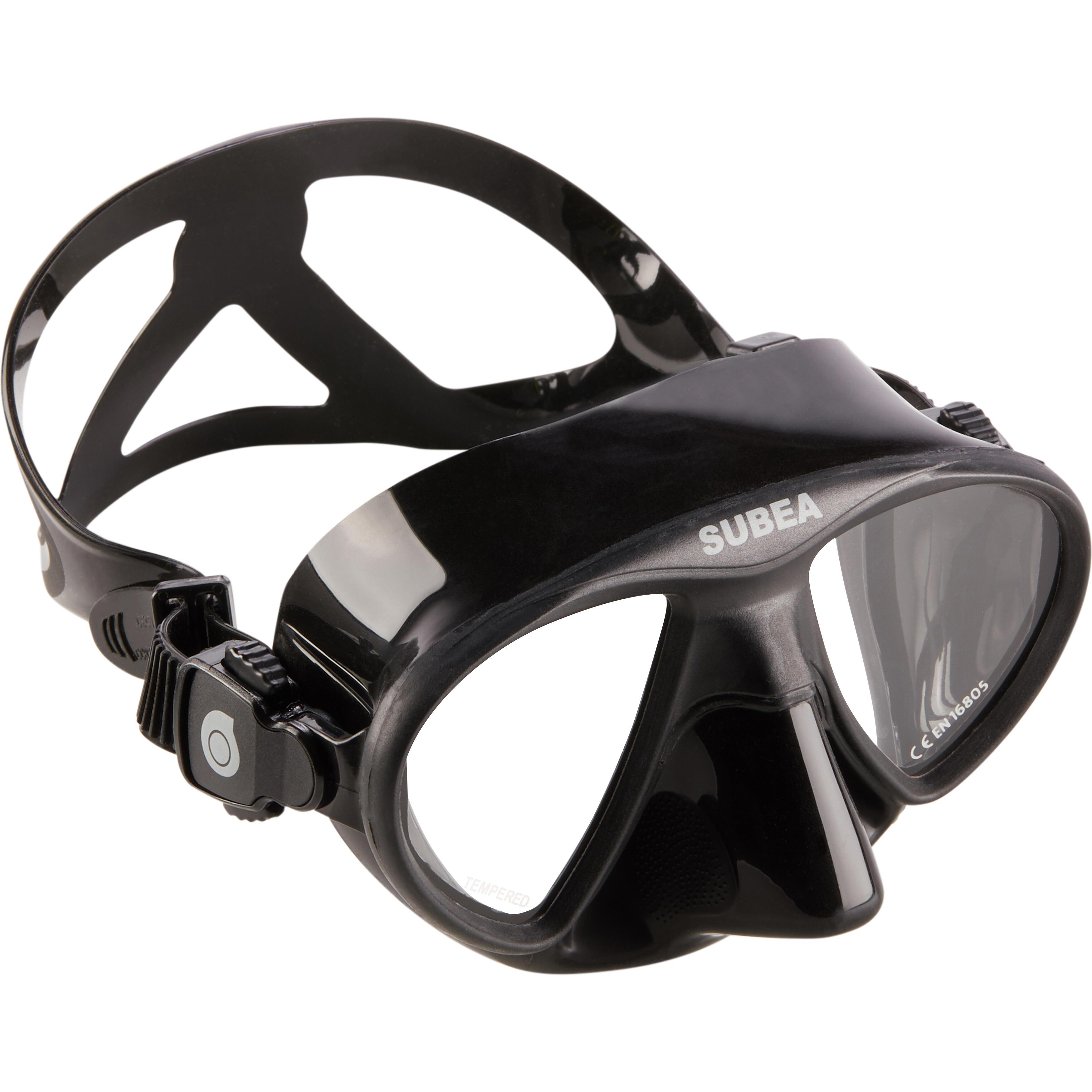 Mască Apnee SPF 900 Negru imagine