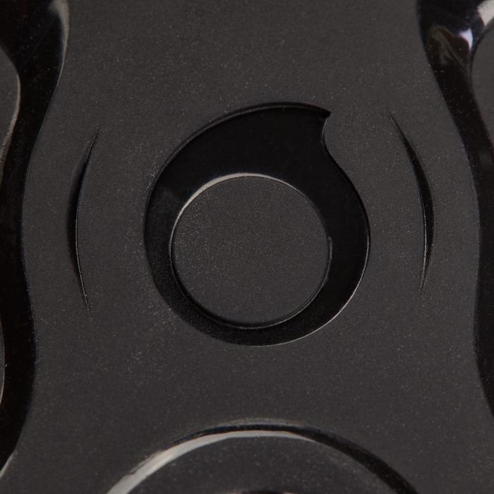 Masque de chasse sous-marine et apnée petit volume SPF 500 noir - 1286292