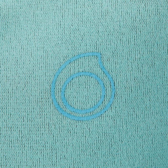 Neoprenshorty 100 Schnorcheln 1,5mm Kinder türkisblau