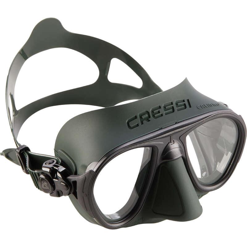 Su Altı Avcılığı Palet / Maske / Şnorkel Su ve Yaz Sporları - MASKE CALIBRO CRESSI - Su ve Yaz Sporları