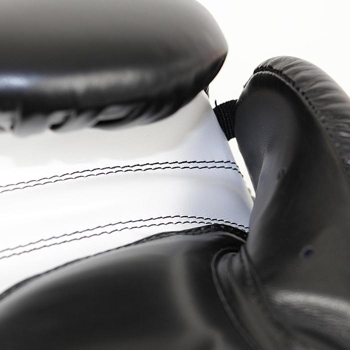 Gants de boxe KPOWER 100 confirmé noir - 1286364