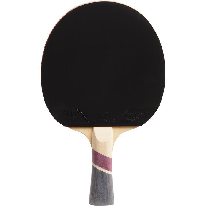Tafeltennisset voor clubs en scholen van 2 bats FR 560 4* met hoes