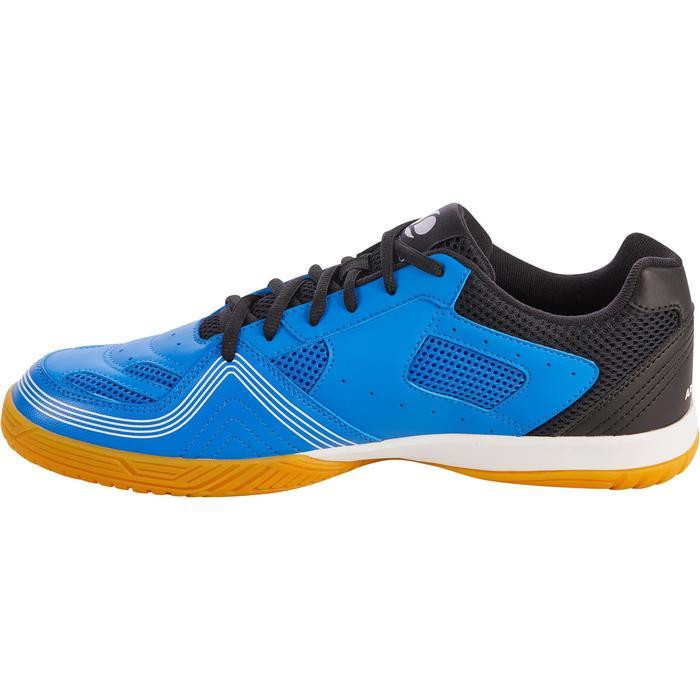 桌球鞋TTS 500-藍色